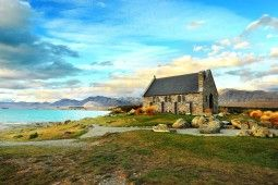 Church of the Good Shepherd Wedding - Lake Tekapo Weddings