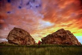 okotoks big rock - Google Search