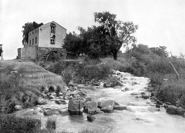 The Old Mill, Potchefstroom, South Africa