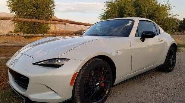 Review: 4 days with the 2017 Mazda MX-5 RF Blind spot monitors are standard and the Brembo brake package seems excessive for such a light car. The Bose nine-speaker audio system is a good one, though bass response couldn't withstand top-down driving. Mazda's multi-function commander control ...