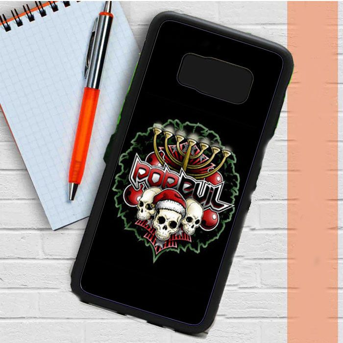 Pop Evil With Skull Samsung Galaxy S8 Plus Case Casefreed
