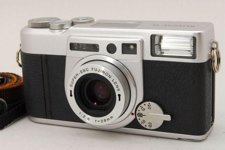 [NEAR MINT+++] Fujifilm Klasse W 35mm Point & Shoot Film Camera from japan #128 4902520287076 | eBay