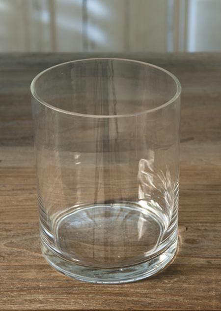 Cilinder Glass Lumiere Ratt. Jardin