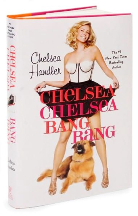 Another Funny Book From Chelsea Handler