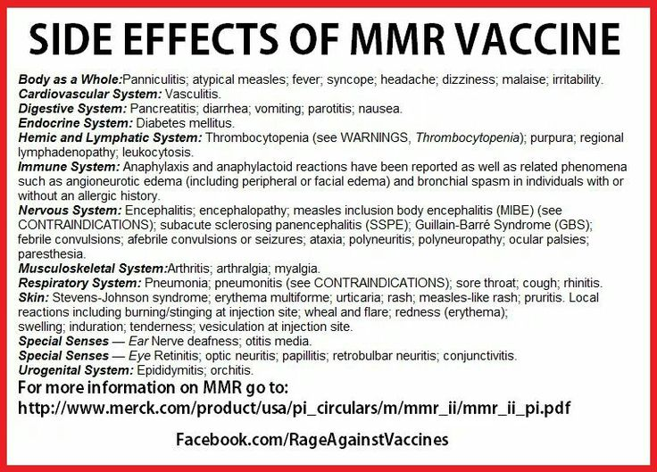 mmr vaccine and autism information cycle In the largest-ever study of its kind, researchers again found that the measles- mumps-rubella (mmr) vaccine did not increase risk for autism.