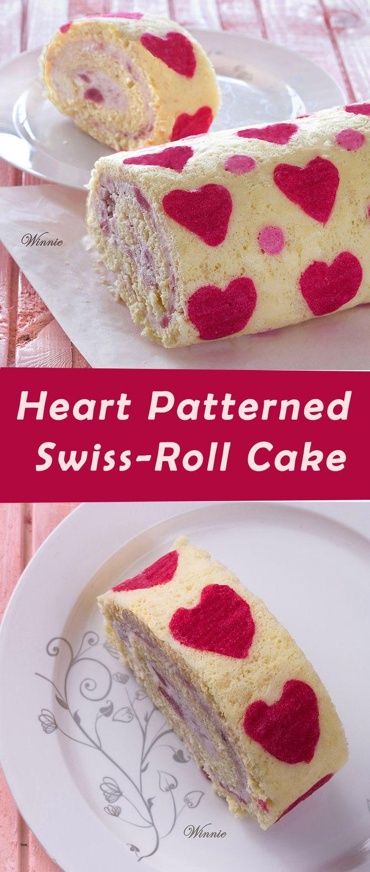 Swiss Roll Cake Ideas
