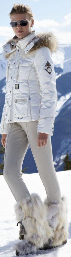 Willy Bogner Luxury Ski Fashion