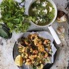 Zucchinisoppa med fetaost - Recept från Mitt kök - Mitt Kök