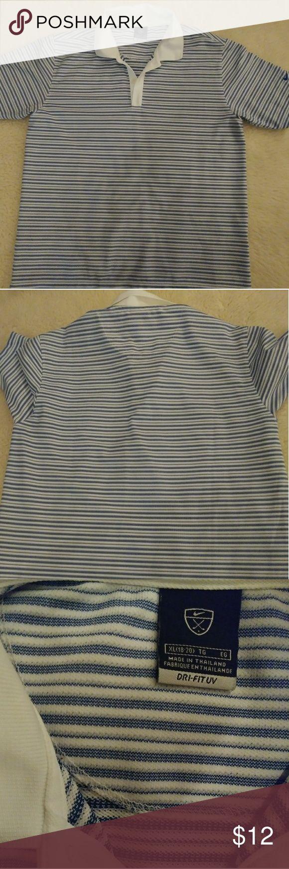 I just added this listing on Poshmark: Nike polo shirt Size:XL. #shopmycloset #poshmark #fashion #shopping #style #forsale #Nike #Other