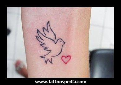 dove wrist tattoos small dove tattoos girls 1 small dove tattoos girls dove tattoos. Black Bedroom Furniture Sets. Home Design Ideas
