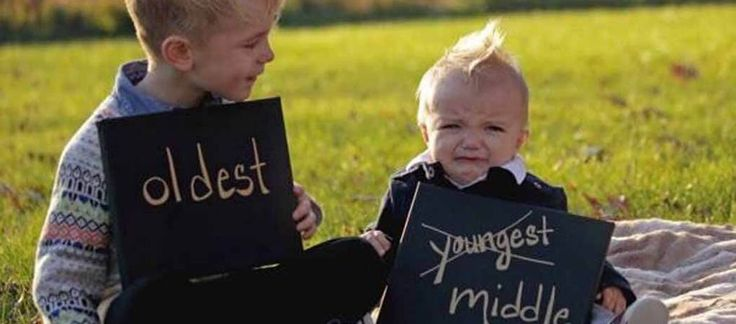 Being a middle child isn't all that bad. Here's 12 perks of being a #middlechild to share #NationalMiddleChildDay #creditunions #funnies