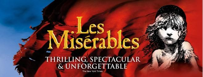 Broadway Grand Rapids presents Les Misérables | DeVos Performance Hall. Click for more information and purchase tickets!