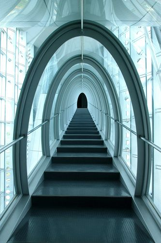 arched hallway - Writing inspiration #nanowrimo #scenes #settings