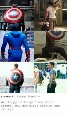 captain america ass – Google Search