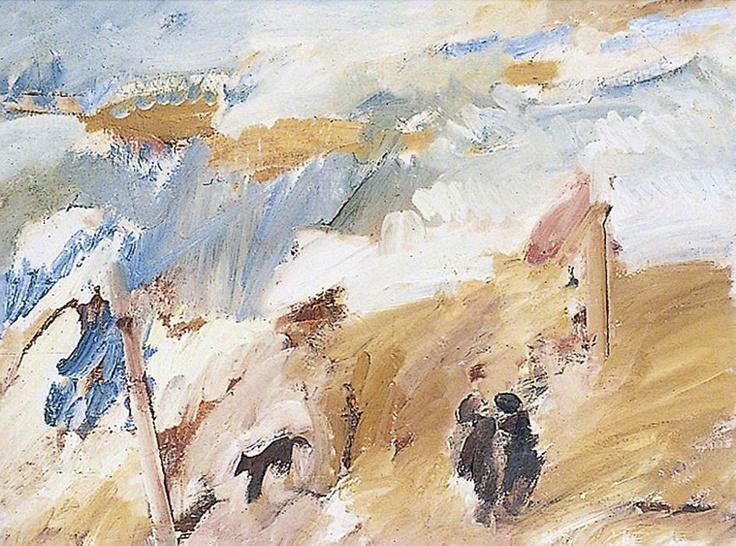 Dennis Creffield - Brighton Beach, East Sussex