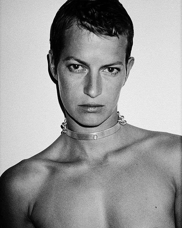 Congratulations to @mariotestino whose new exhibition #Undressed opens to the public at the @helmutnewtonfoundation in Berlin today. The collection of works features a few images from V's own archiveincluding this snap of Justina Bocker taken in 2000. Find out more about the exhibition at the link in our bio.  via V MAGAZINE OFFICIAL INSTAGRAM - Celebrity  Fashion  Haute Couture  Advertising  Culture  Beauty  Editorial Photography  Magazine Covers  Supermodels  Runway Models