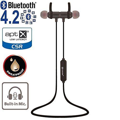 Wireless Earbuds, Woozik M700 Bluetooth Headphones Sport In