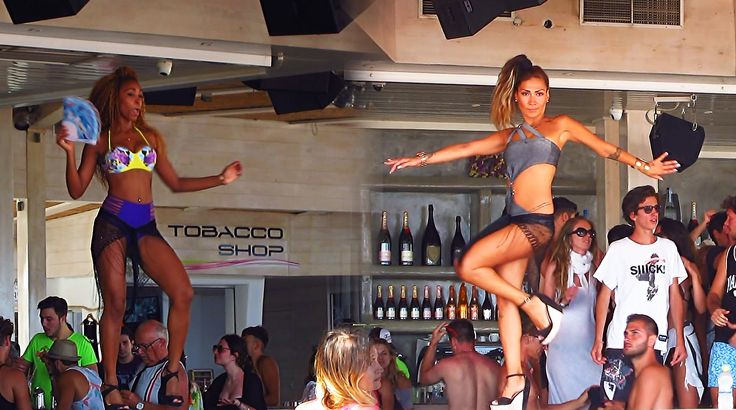 Warm Up with the party girls of Tropicana Mykonos Paradise beach! The party starts early at Tropicana! After 16:00 in the evening  the music gets louder and the crowd gathers around the main bar! The Party Girls really know how to set the mood right! Feel the heat at the voted Best Beach Bar (2012) and Sexiest Beach Bar(2009,2011) in the world! #tropicanamykonos #mykonosholidays #μυκονος #mykonosgrecia #paradisebeachresortmykonos #mykonoshostels #cyclades #greekislands #mykonos
