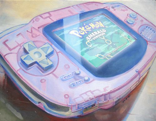 Gameboy Advance | #Nintendo #90skid #90snostalgia