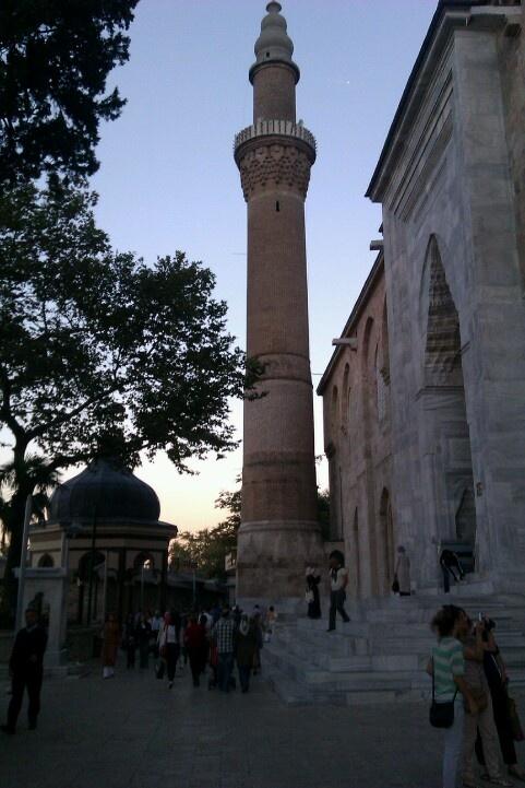 #Bursa #Ulucami
