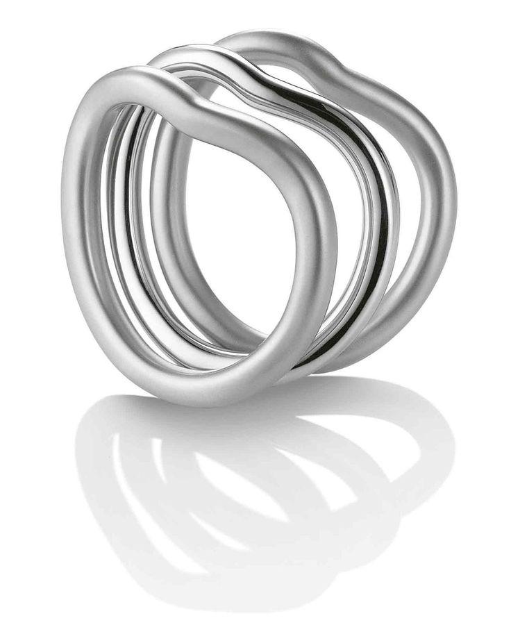 #Damenring #Breil #Schmuck #Trend #Mode #Accessoires #Geschenk #Herz #Liebe #Romantik