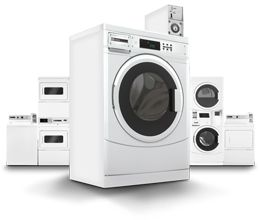 Maytag Commercial Laundry Products