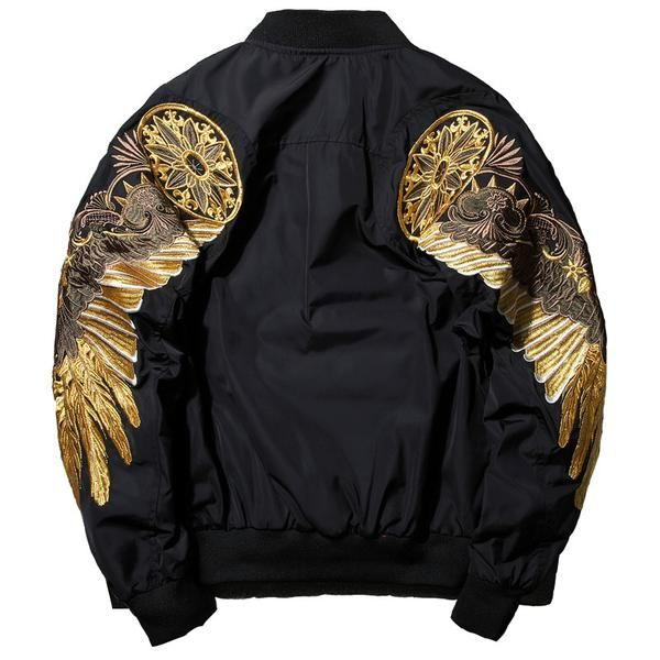 Icarus Bomber Jacket