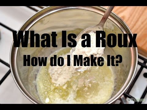 what is a roux and how do you make it? the Roux is one of the core ingredients…