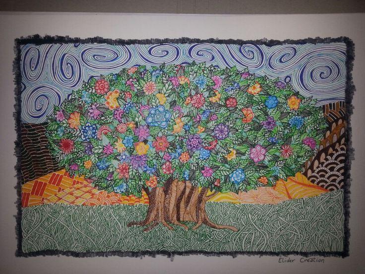 Doodle Art Creato con Stabilo point 88  #Doodle #Stabilo