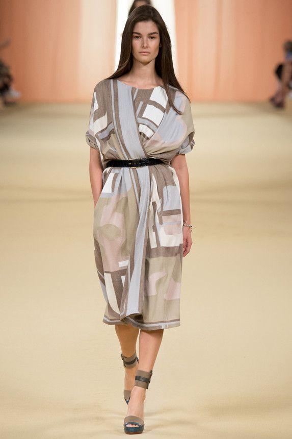 Hermès Spring 2015 RTW – Runway – Vogue