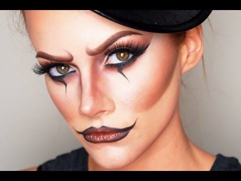 Circus Ringmaster Halloween Tutorial! - YouTube
