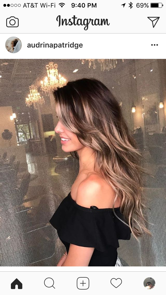 Audrina hair