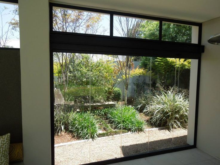 Invite the outdoors in with the amazing Sunflex Frameless Glass Sliding Doors. Don't obstruct your gorgeous view.