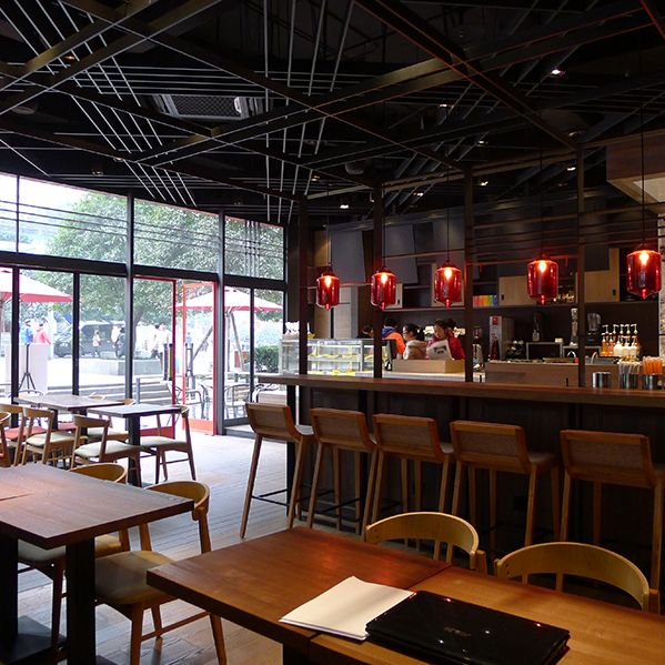 Best images about restaurant by red design consultants