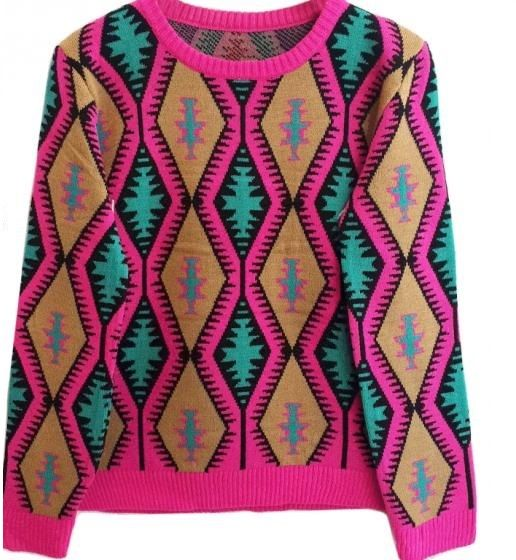 sweater inca