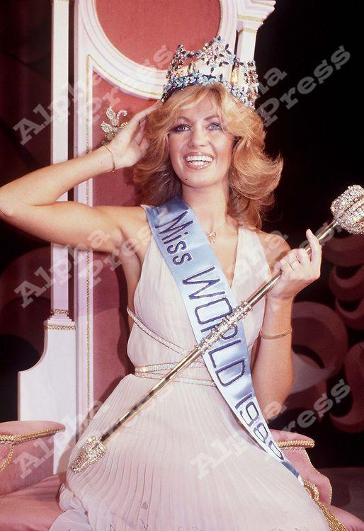 Miss Mundo 1980 - Gabriella Brum (renunciou no dia