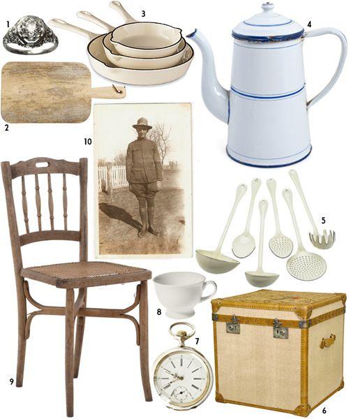 living in: a very long engagement (via design*sponge). breton cottage style.