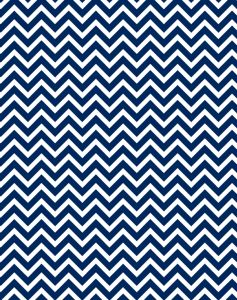 free navy chevron printable (xl)