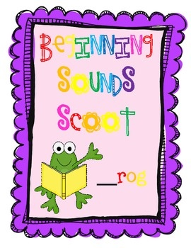 89 Best Beginning Initial Sounds Images On Pinterest