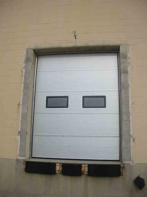Richards Wilcox Sectional Doors by Wilcox Door, via Flickr