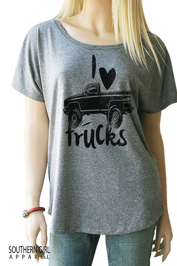 Truck Shirt. Southern Shirts. Southern. by SouthernGirlApparel