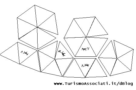 Plans to build a paper geodesic dome. How to build a paper ...