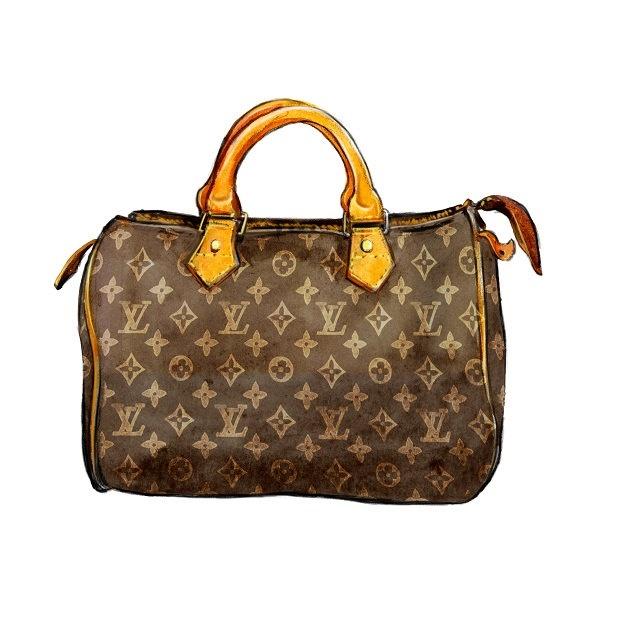 Louis Vuitton Monogram Bag. Best LV Artsy bag for fashion ...