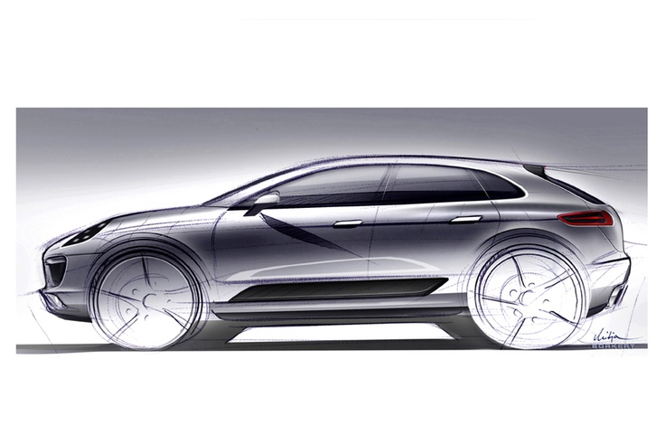 """Porsche """"Macan"""",Next SUV in 2013"""