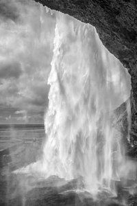 Iceland Photograph - Through The Waters II by Jon Glaser
