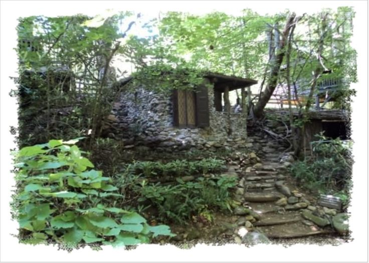 Spiritual retreat center near Barnardsville, NC thirty-five minutes north of Asheville in a remote area of The Pisgah National Forest.  Nearby are two spectacular yet seldom-visited waterfalls, one over seventy feet high. Scenes from The Last Mohicans were filmed here.