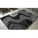 Shaggy carpet for modern living