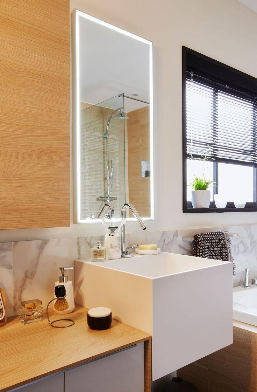 Miroir Eclairant Salle De Bain miroir de salle de bains : sélection déco - #bai - #bai