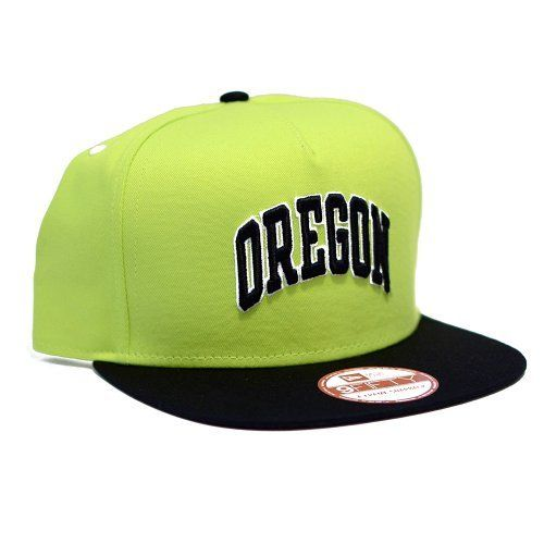 oregon state university baseball hat ducks turnover cap new era bend coast