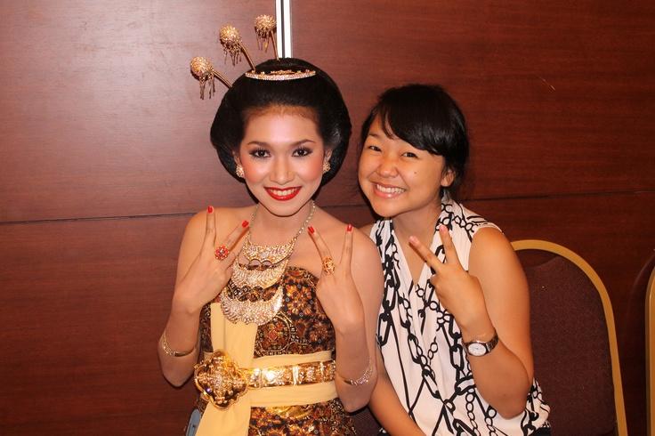 Putri Citra with Cilla - Palangkaraya